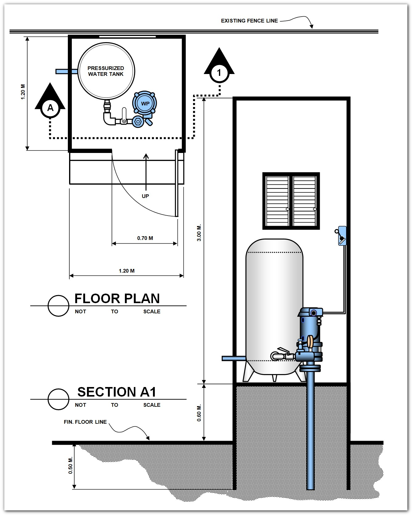 Image for Cistern plans